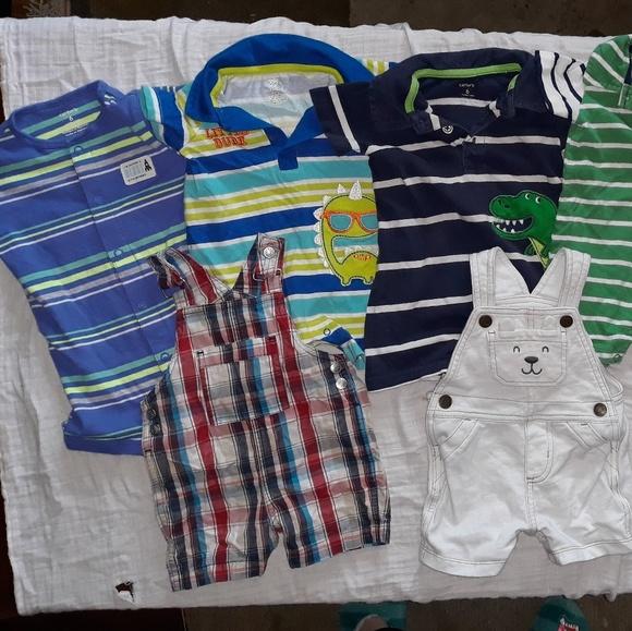 d0906a1a8 Carter's Matching Sets | Baby Boy Summer Bundlelot 36 Months | Poshmark